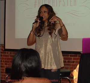 Chrisette Michele/ 2015 Pose n Post Symposium