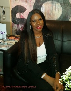 Courtney Adeleye of The Mane Choice