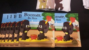 Stacy Roberts book titled Boomer Be Nice