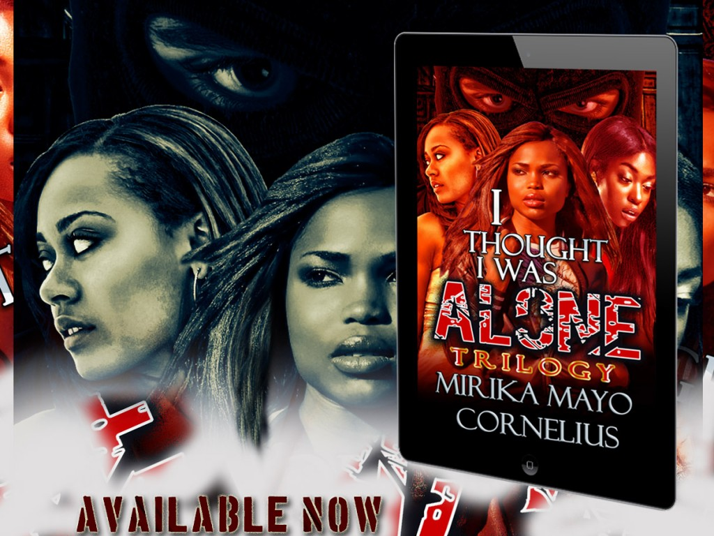 I Thought I Was Alone Trilogy Promotion