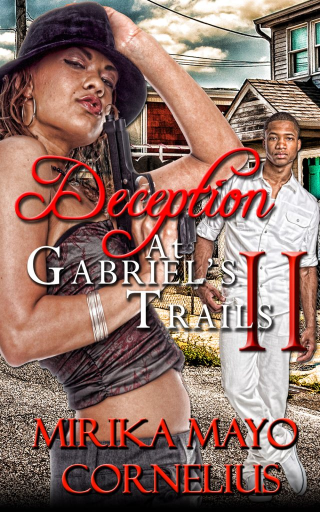Deception At Gabriels Trails