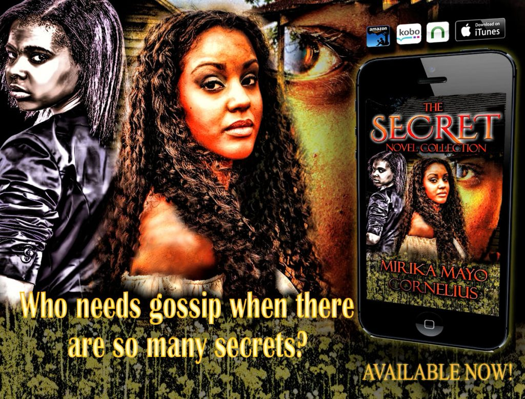 Read The Secret Novel Collection now!